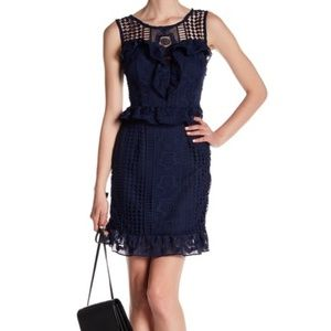NWT Romeo & Juliet Couture Sleeveless Lace Dress S